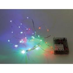 GUIRLANDE A LED - RVB - 30 LED