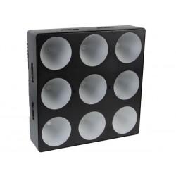 LUXIBEL - PANNEAU A MATRICE AVEC LEDs TRICOLORES HAUTE PUISSANCE - 3x3