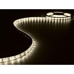 JEU DE FLEXIBLE LED ET ALIMENTATION - BLANC CHAUD - 180 LEDs - 3 m - 12 Vcc
