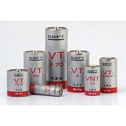 SAFT ACCUS NI-CD 1.2V 2500mAh COSSES