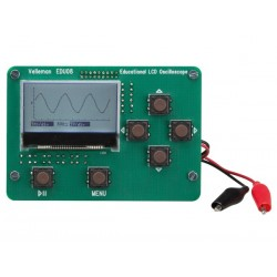 KIT D'OSCILLOSCOPE EDUCATIF - AFFICHEUR LCD
