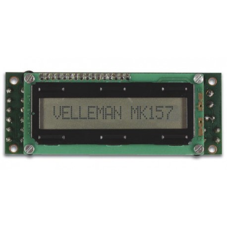 JOURNAL DEFILANT MINIATURE A LCD