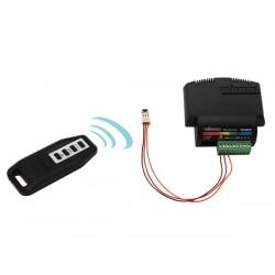 CONTROLEUR LED RVB (VERSION IR)