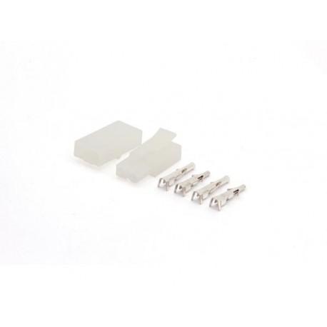 JEU DE CONNECTEURS MULTIFONCTIONS 6.2mm / 1 x 2 POLES