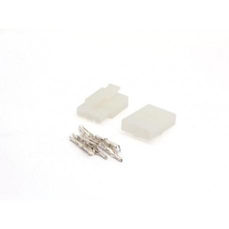 JEU DE CONNECTEURS MULTIFONCTIONS 6.2mm / 1 x 3 POLES