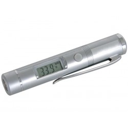 THERMOMETRE INFRAROUGE DE POCHE (-33oC ~ 220oC)