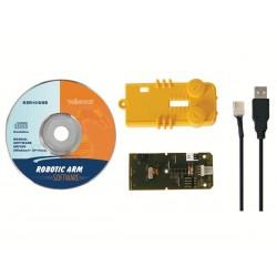 INTERFACE USB POUR BRAS ROBOTIQUE KSR10