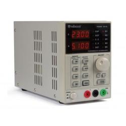 ALIMENTATION DE LABORATOIRE PROGRAMMABLE - 0-30 VCC / 5 A max. - DOUBLE AFFICHEUR LED avec INTERFACE USB 2.0