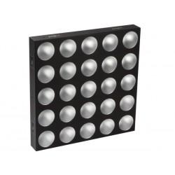 TRIXUS - MATRICE A LED - 10 W COB RVB - 5 x 5