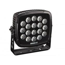 PROJECTEUR LED D'EXTERIEUR - IP64 - 18 x LED RGBW DE 10 W