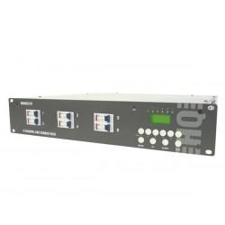 UNITE DE PUISSANCE 6 CANAUX (6 x 10A) AVEC LCD