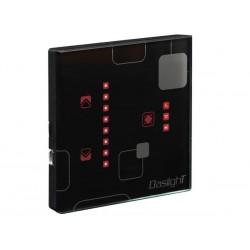 DASLIGHT DVC3 GLASS PAD - CONTROLEUR DMX MURAL AUTONOME