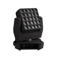 LUXIBEL - SCEPTRUM 5 X 5 10 W LED MATRIX MOVING HEAD