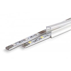 PROFILE EN ALUMINIUM POUR FLEXIBLES LED - 2m