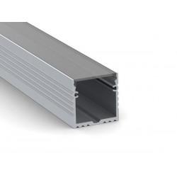 PROFILE EN ALUMINIUM POUR FLEXIBLES LED - POWER LINE 35MM - 2M