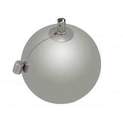 LAMPE A HUILE POUR USAGE EXTERIEUR - BOULE - Ø 12 cm