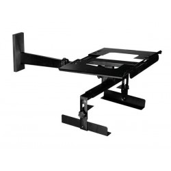 SUPPORT TELEVISION - MAX. 25 - MAX. 60 kg - 430 x 302 x 80 / 120 mm