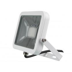 PROJECTEUR LED DESIGN - 20 W. BLANC FROID