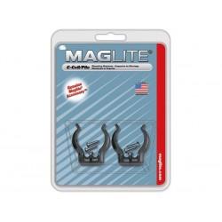 MAGLITE - CROCHETS DE FIXATION POUR ML100/ML125 - 2 pcs