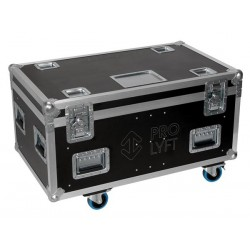 FLIGHTCASE for 2 x ProLyft Aetos 500 version 2