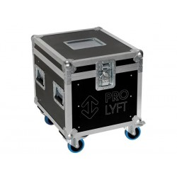 FLIGHTCASE for 1 x ProLyft Aetos 500
