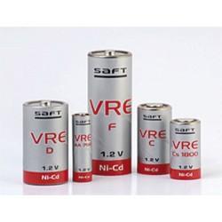 SAFT ACCUS NI-CD 1.2V 700mAh COSSES