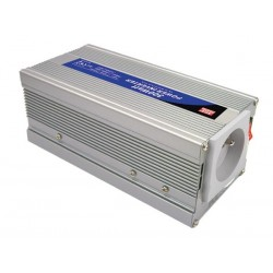 MEAN WELL - CONVERTISSEUR CC-CA A ONDE SINUSOIDALE MODIFIEE - 300 W - PRISE FRANCAISE