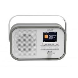 DAB-40GREY - AFFICHEUR FM/DAB AVEC DIAPORAMA DAB - GRIS