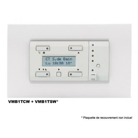 capteur de temperature pour usage avec VMB1TC(W). blanc
