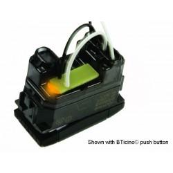 jeu de 5 LED de notification d'etat oranges pour boutons-poussoirs BTicino® LivingLight (non-axialement) pour utilisation avec V