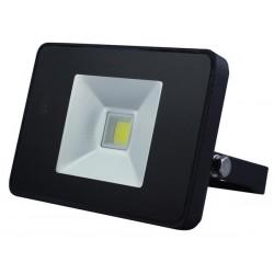 PROJECTEUR LED DESIGN AVEC DETECTEUR DE MOUVEMENT - 10 W. BLANC NEUTRE
